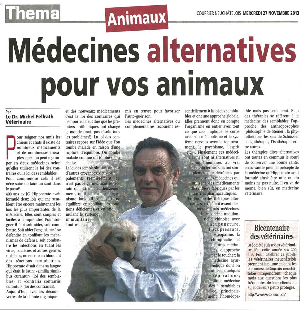 medecine alternative